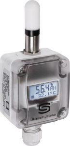 Датчик влажности и температуры AFTF-SD-Display