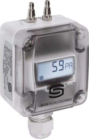 Датчик избыточного и давления, разряжения и перепада PREMASGARD-211x с дисплеем