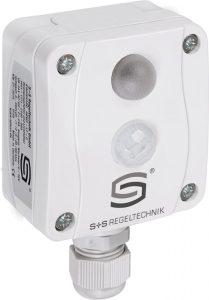 Наружный детектор движения и освещенности ABWF-LF