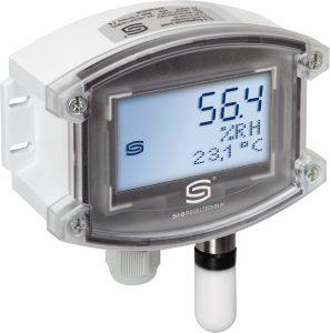 Наружный датчик влажности, относительной влажности и температуры AFTF