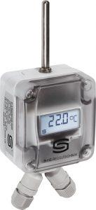 Датчик температуры с интерфейсом Modbus ATM-2 Modbus с дисплеем
