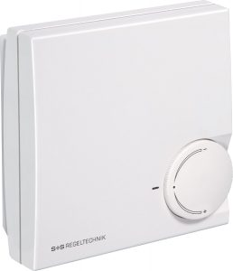 Датчик СО2 температуры и влажности с потенциометром