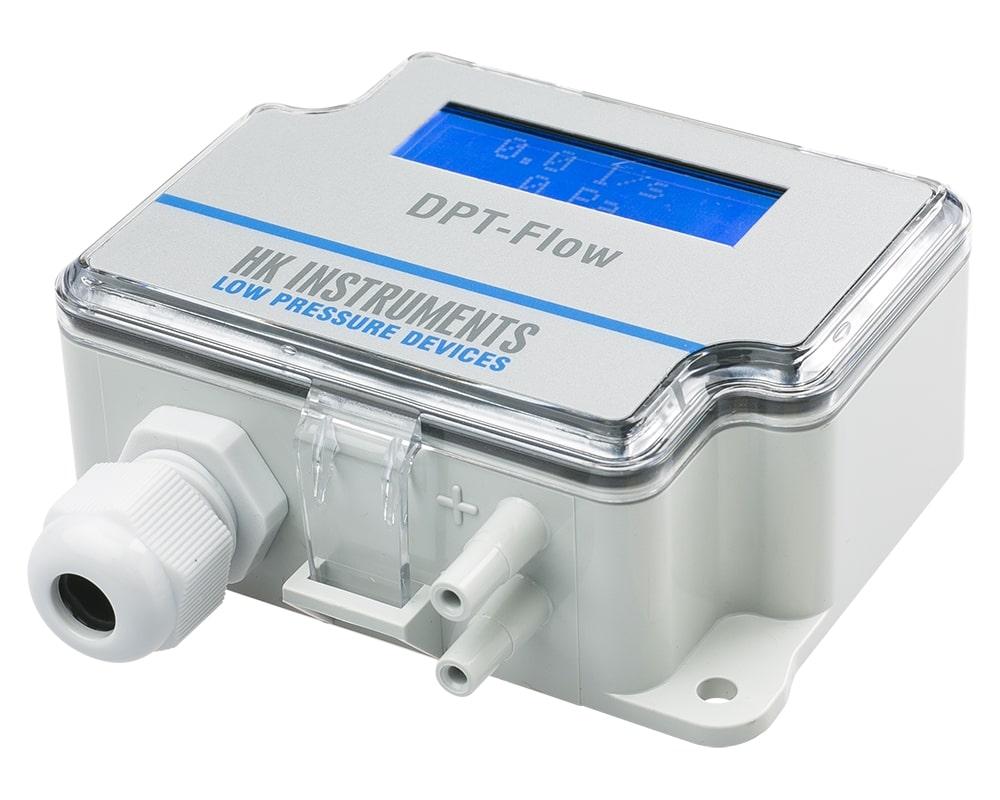 Датчик расхода воздушного потока DPT-Flow