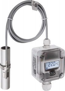 Накладной датчик температуры с активным выходом ALTM-2-Display