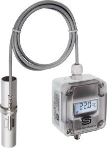 Накладной датчик температуры ALTM-2-Q-Display
