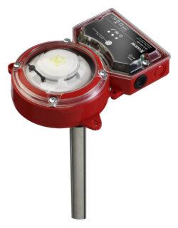 Канальный детектор дыма Calectro-UG-5