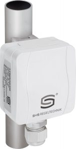 Реле контроля конденсации KW-W-SD - IP43