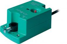 Миниатюрный электропривод демпферных заслонок DAB1.4/C