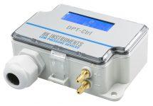 ПИД-контроллер с датчиком перепада давления или расхода воздуха и интерфейсом ModBus