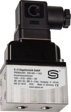 Датчик давления жидкостей и газов SHD-400
