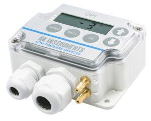 Электронный датчик перепада давления DPI