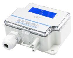 Многодиапазонный датчик дифференциального давления DPT-R8