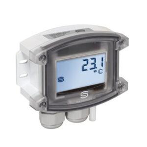 Миниатюра категории Датчики температуры с ModBus