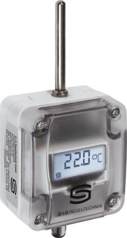 Наружный датчик температуры с разъемом M12 ATM-2-Q-Display