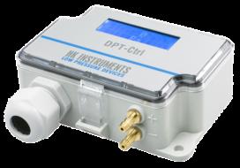 Контроллер давления и потока с двумя заданными значениями DPT-Ctrl-2SP