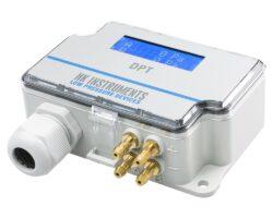 Датчик перепада давления с двумя сенсорами и ModBus DPT-Dual-MOD