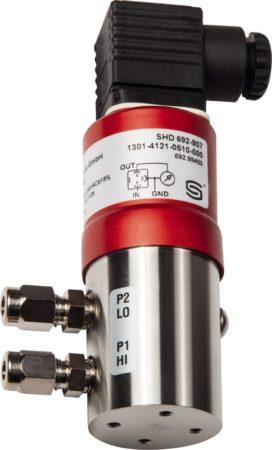 Датчик перепада давления жидкостей и газов SHD-692