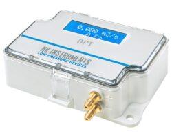 Датчик расхода воздушного потока с питанием от батарейки dpt-flow-batt