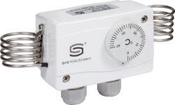 Термостат с двумя релейными выходами TR-04040
