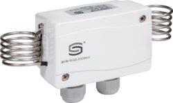 Термостат с двумя релейными выходами TR-04040-TW