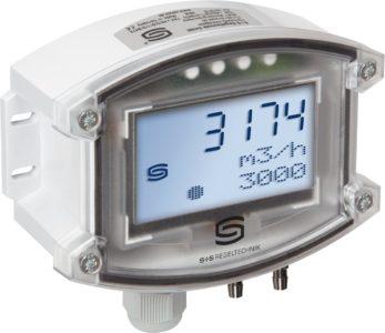 Датчик объемного расхода воздуха с реле PREM-7161