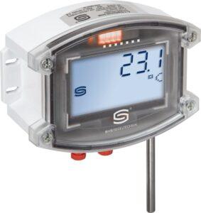 ATM2-ECATP – Наружный датчик температуры с интерфейсом EtherCAT P