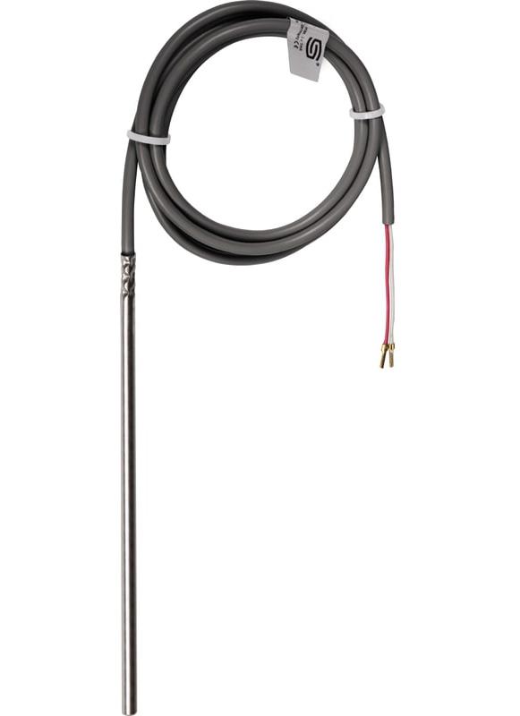 Кабельный датчик температуры с гильзой 200мм HTF-200