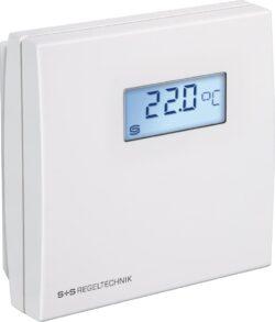 Комнатный датчик температуры с Modbus RTM-Modbus-D