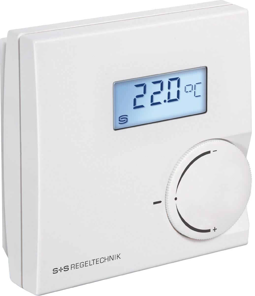 Комнатный датчик температуры с Modbus RTM-Modbus-P