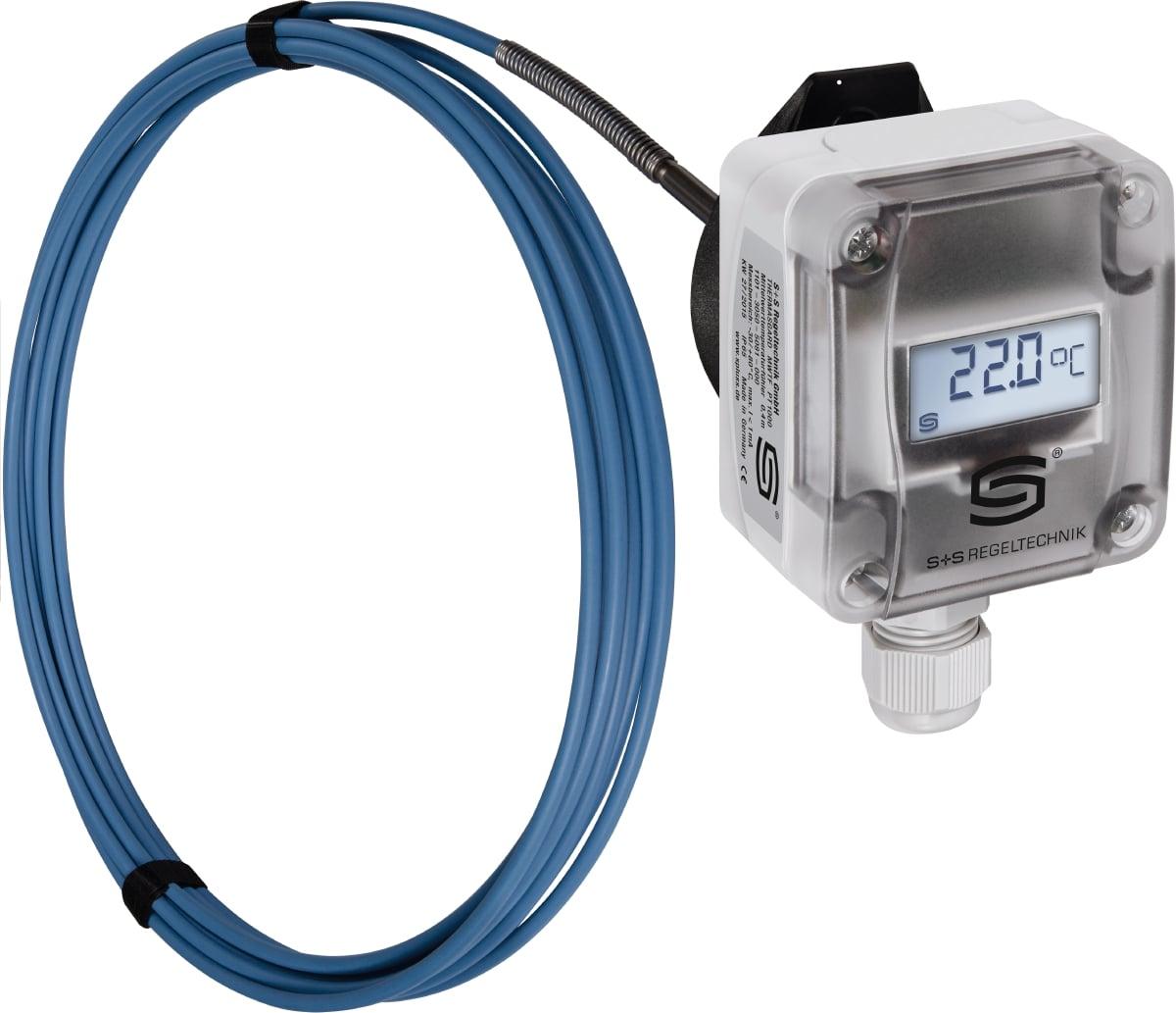 Канальный датчик средней температуры MWTM-Display