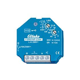 Импульсный актуатор с функцией реле для точечной установки – FSR61NP-230V