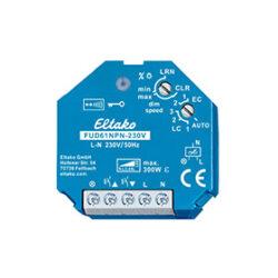 FUD61NPN-230V – Актуатор с функцией диммера для точечной установки
